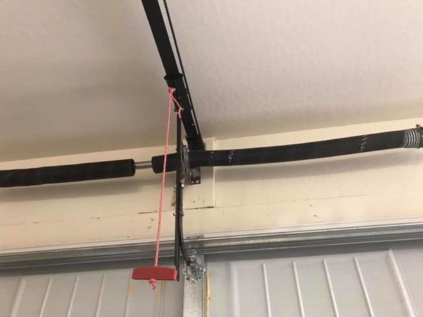 Garage Door Spring Repair in Buckeye, AZ (1)