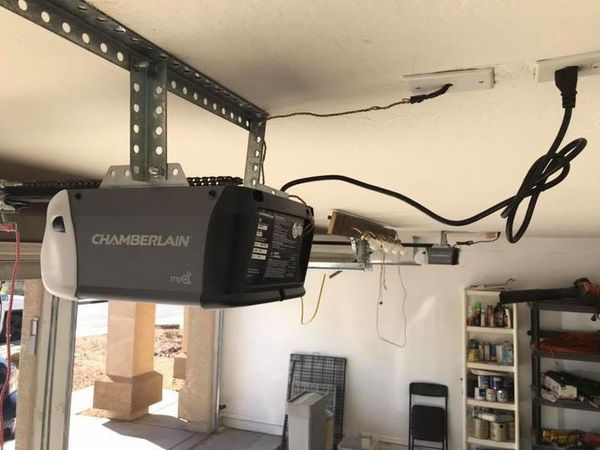 New Garage Door Motor Install in Wittmann, AZ (1)