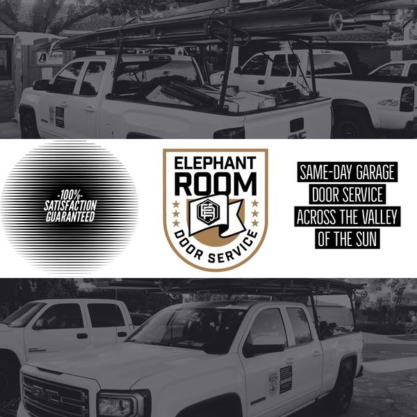 Elephant Room Doors garage door services